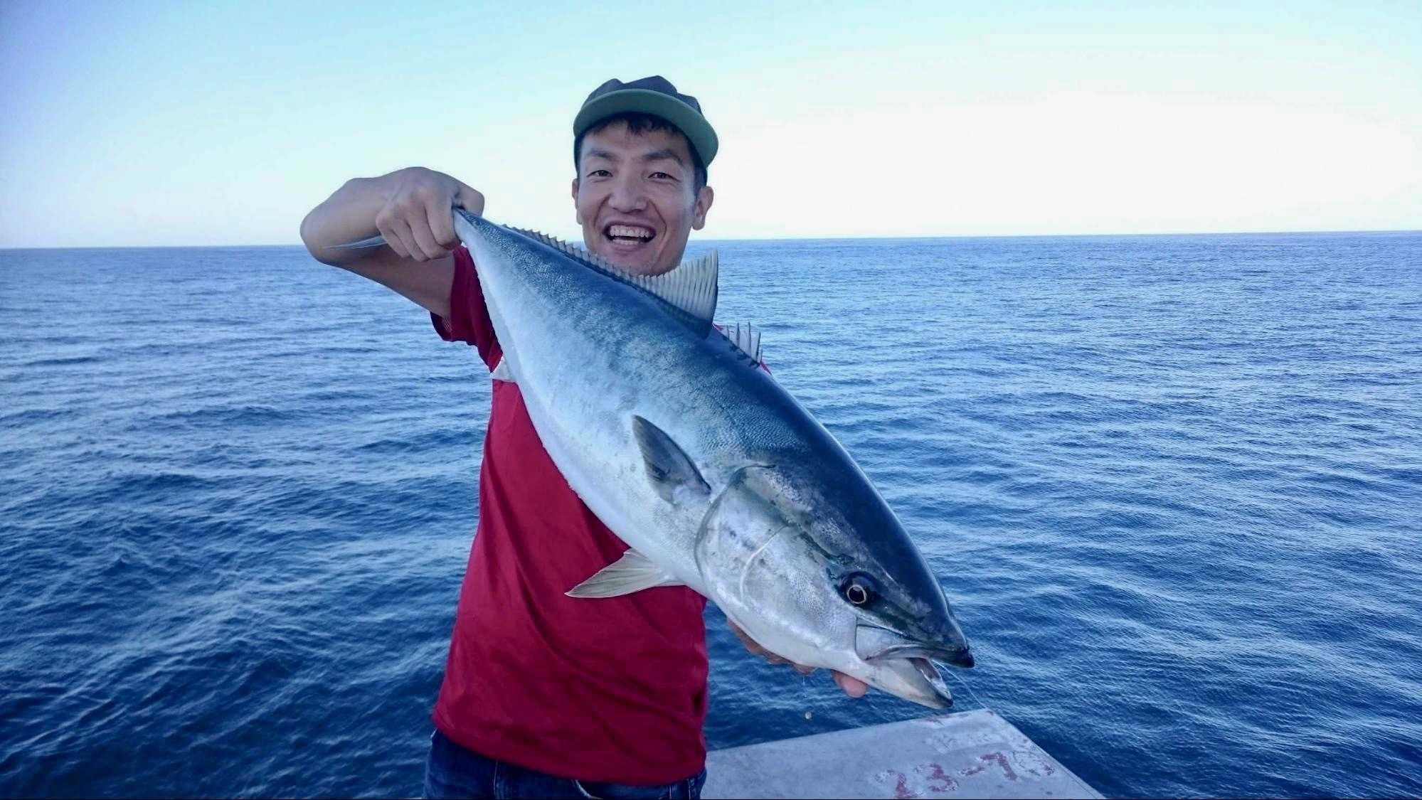 八丈島:釣り