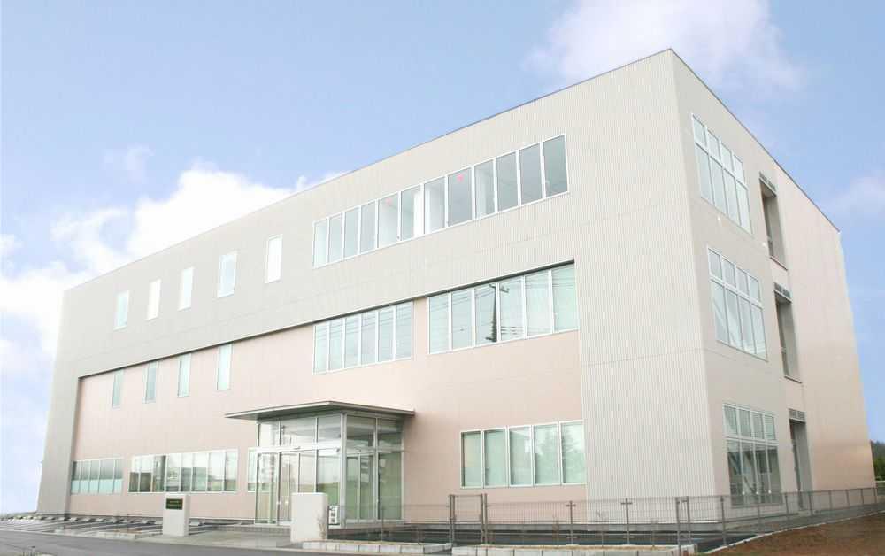 八戸保健医療専門学校の校舎内観