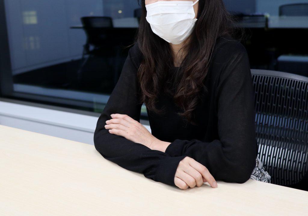 訪問歯科衛生士Uさん