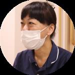 学研ココファン日吉7丁目 サービス提供責任者(サ責) 宮尾さん プロフィール写真