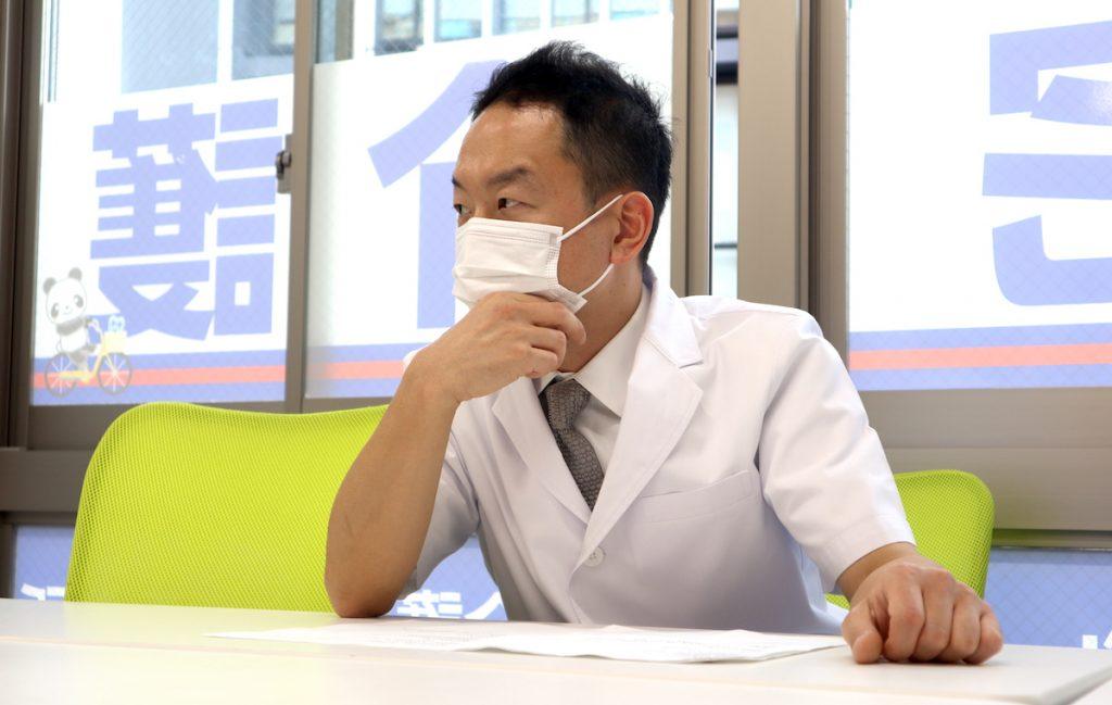 医療法人社団慶実会 高橋理事長