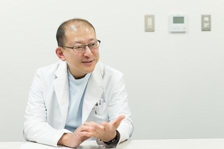 医療法人社団福寿会福岡クリニック在宅部 部長 多井晃医師