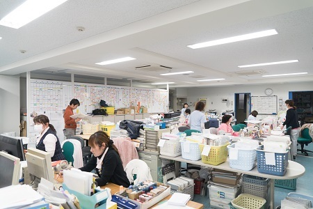 医療法人社団福寿会福岡クリニック 仕事風景